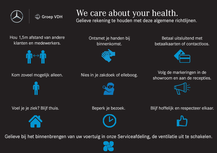 Groep VDH - We care about you
